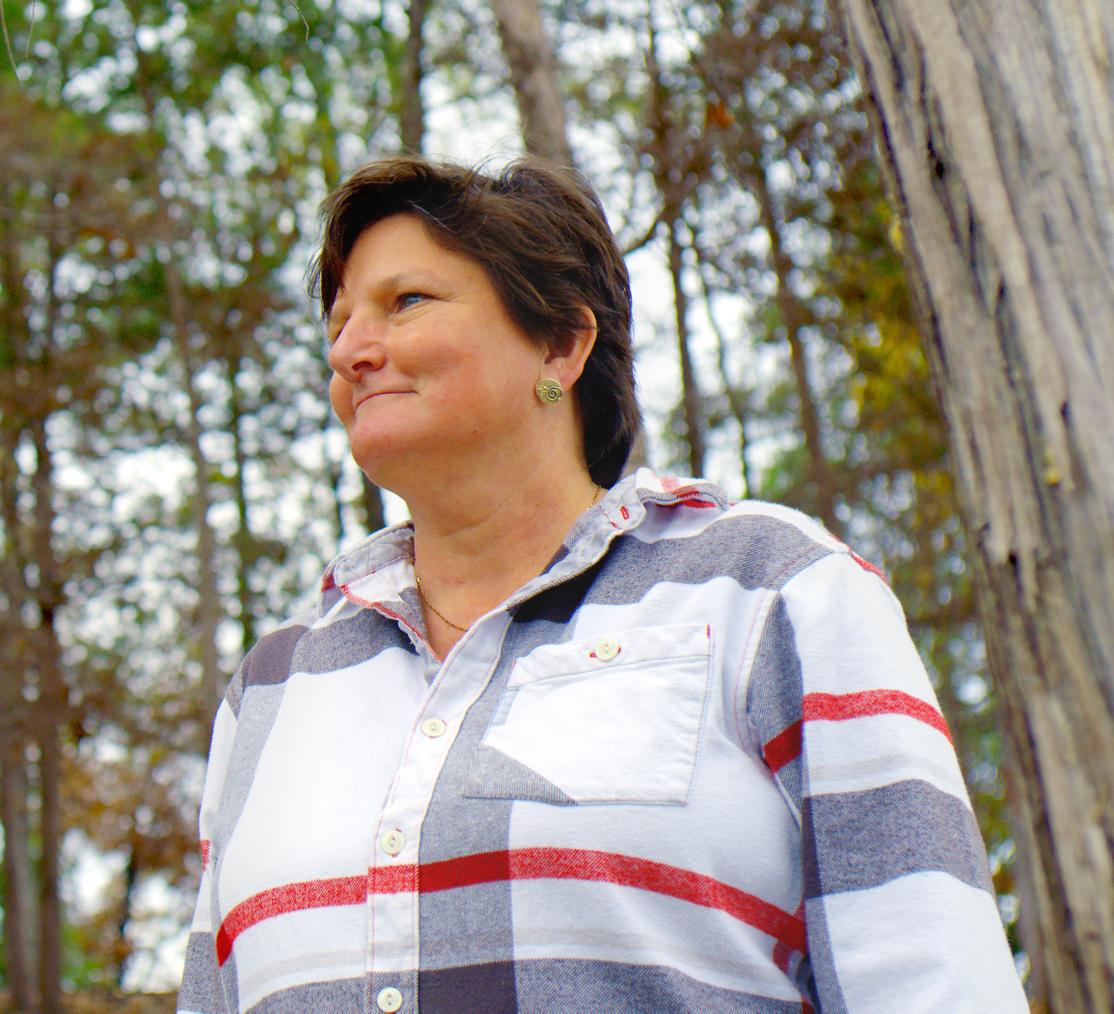 Donna Janssen FSC Forest Sustainability Landowner