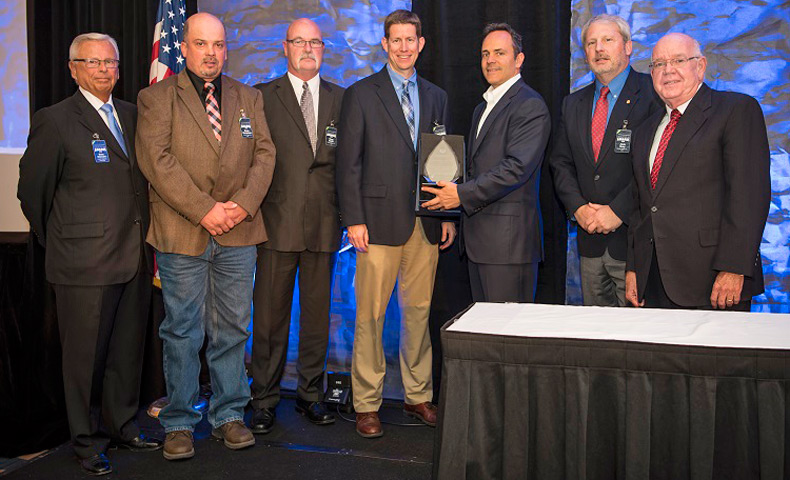 Hawesville Mill Named Kentucky Manufacturer of the Year