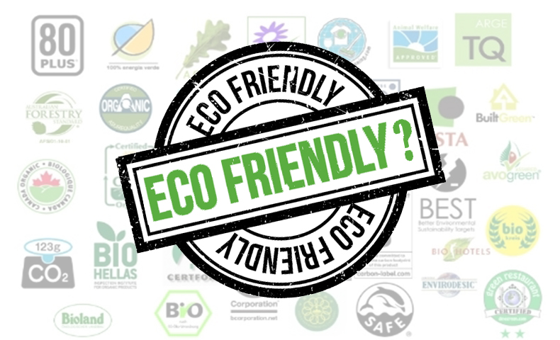 Many businesses try to appear sustainable, but is what they're doing greenwashing?