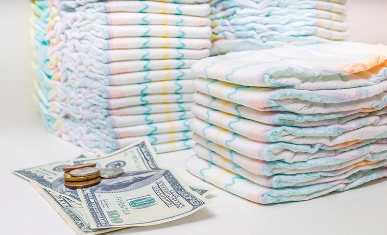 Diaper Sales Tax