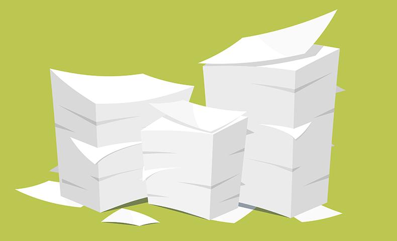 paper quiz