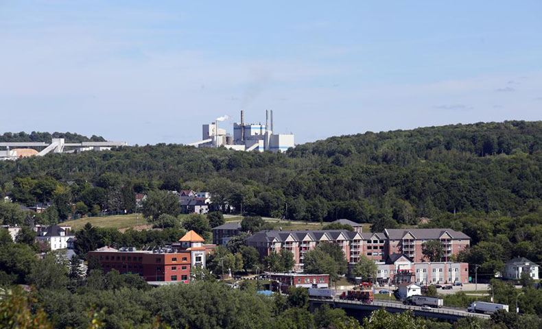 Windsor pulp and paper manufacturing