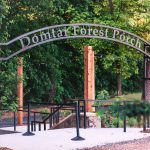 Domtar Forest Porch at Anne Springs Close Greenway